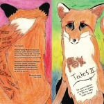 Foxtales 2 - Book Cover