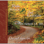 Fall Path - Save the Date
