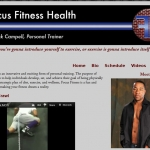 Focus Fitness Health - Website