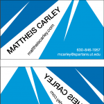 Matt Carley - Business Card