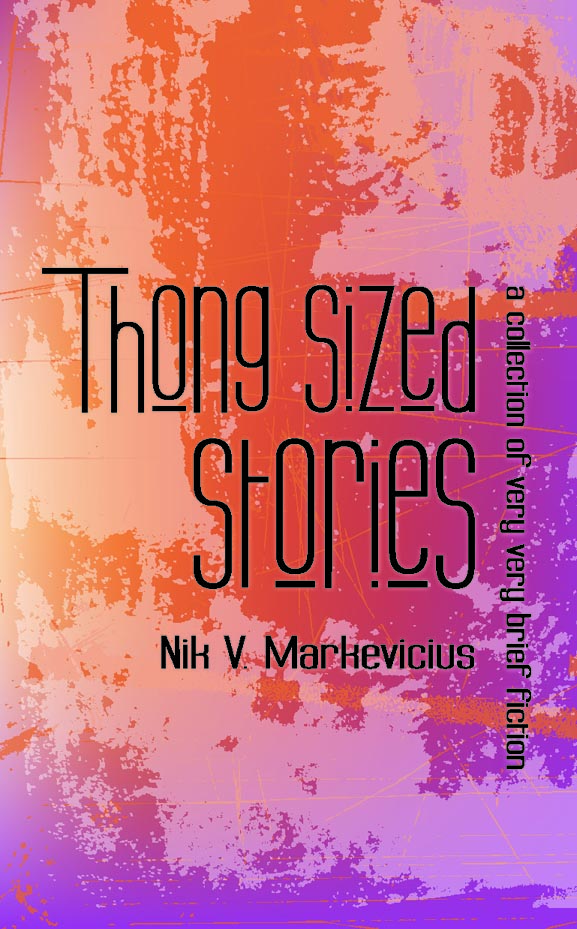 Thong Sized Stories Cover