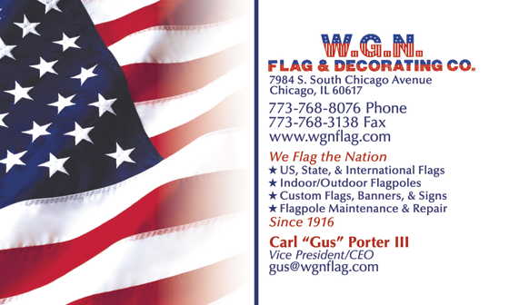 WGN Business Card